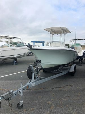 Used Sailfish 22 Center Console Sports Fishing Boat For Sale