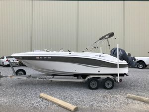 Used Hurricane 203 SS - OB Sports Fishing Boat For Sale