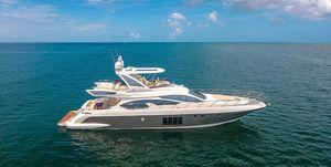 Used Azimut AZ 64 Fly Mega Yacht For Sale
