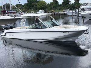 Used Boston Whaler 270 Vantage High Performance Boat For Sale