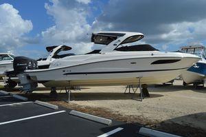 Used Sea Ray SLX 350 OB Bowrider Boat For Sale