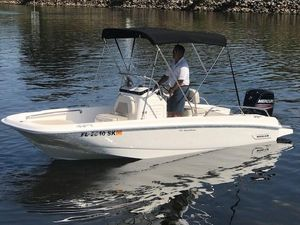 Used Boston Whaler 170 Dauntless High Performance Boat For Sale