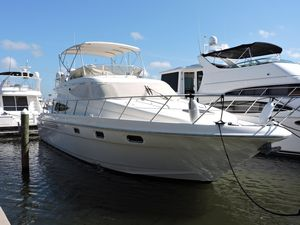 Used Sealine T52 Motor Yacht For Sale