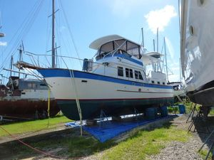 Used Marine Trader 44 DC Motor Yacht For Sale