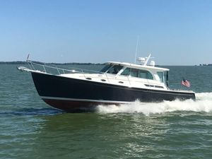 Used Back Cove 41 Cruiser Boat For Sale