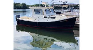 Used Eastern 248 Explorer Pilothouse Boat For Sale