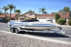 Used Commander 2100 LX Ski and Wakeboard Boat For Sale