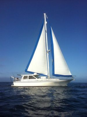 Used Lancer 45 Cruiser Sailboat For Sale