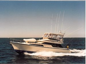 Used Mikelson 48 Sports Fishing Boat For Sale