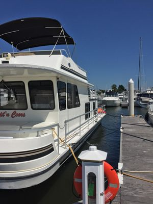 Used Gibson 41 Classic41 Classic House Boat For Sale