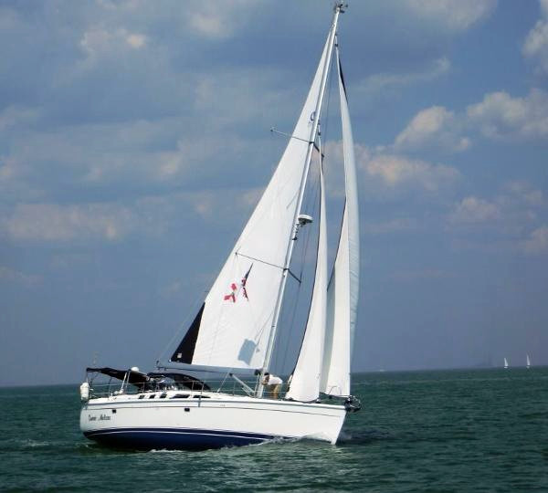 Used Hunter 49 The Ultimate Hunter 49/50 Racer and Cruiser Sailboat For Sale