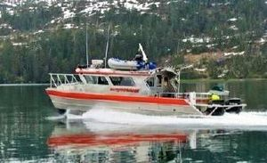 Used Catamaran Peregrine Power Catamaran Boat For Sale