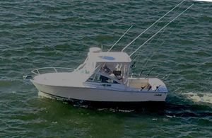 Used Carolina Classic 25 Sports Fishing Boat For Sale