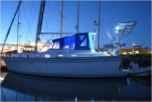 Used Lancer 40 Cruiser Sailboat For Sale