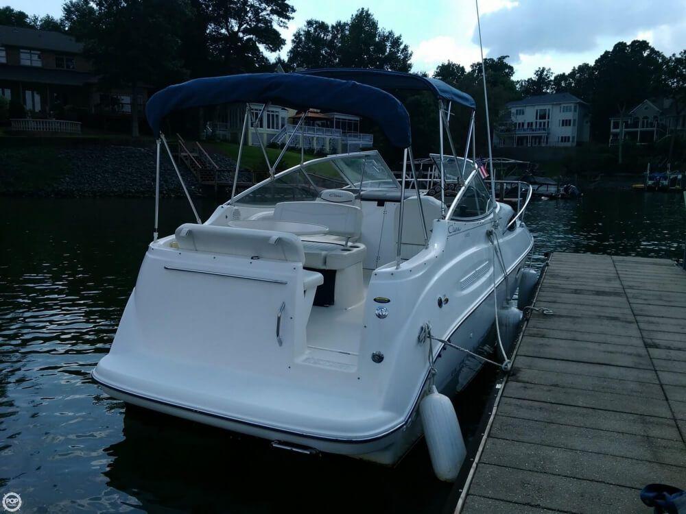Used Bayliner Ciera 2455 Sunbridge LX Express Cruiser Boat For Sale