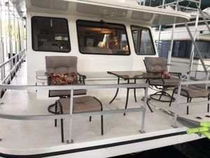 Used Gibson 5000 Series 50x16 House Boat For Sale