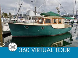 Used Maple Bay 30 Pilothouse Trawler Boat For Sale
