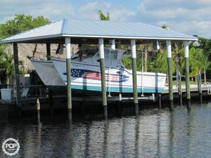 Used Baha Cruisers 340 KIng Cat Power Catamaran Boat For Sale