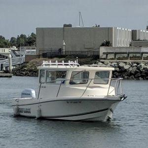 Used Defiance 220 SAN JUAN Cruiser Boat For Sale