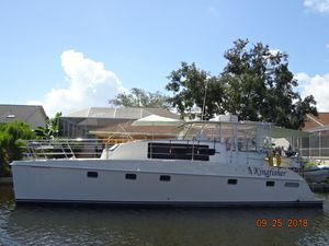 Used Endeavour Trawler Cat Motor Yacht For Sale