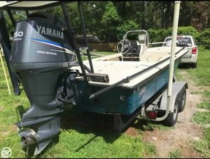 Used Hewes 19 Redfisher Flats Fishing Boat For Sale