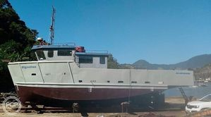 Used Offshore 47 Supply Vessel Supply Ship Boat For Sale