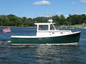 Used Atlas Boat Works 25 Sports Fishing Boat For Sale