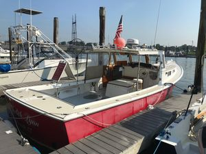 Used Holland Lobster Yacht Finish Commercial Boat For Sale