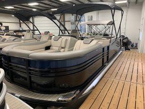 New Harris Flotebote 230gm/sl/tt Pontoon Boat For Sale