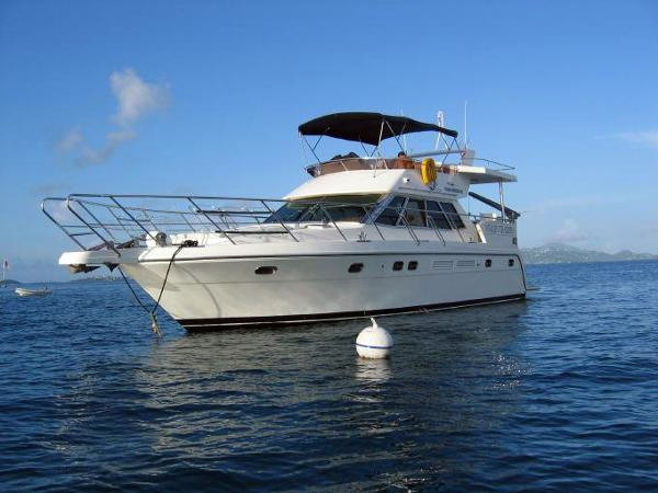 2002 Used Horizon 48 39 Motor Yacht For Sale 175 000 Ft