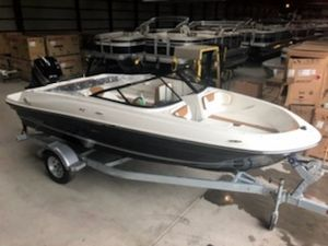 New Bayliner VR4 Pontoon Boat For Sale