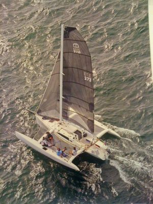 Used Corsair F-31 1D #391 Trimaran Sailboat For Sale
