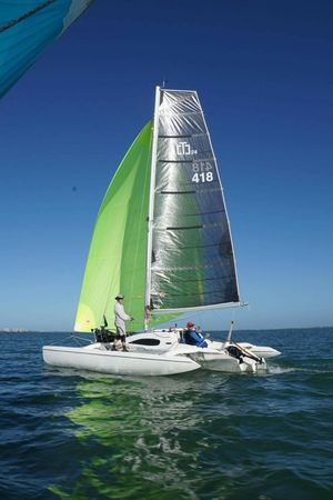 Used Corsair F-24mkii #392 Trimaran Sailboat For Sale