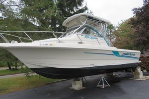 Used Pro-Line 2610 Walkaround Cuddy Cabin Boat For Sale