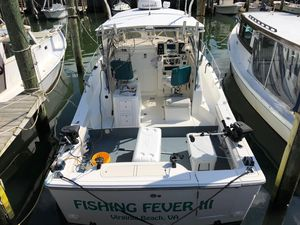 Used Shamrock 290 Walkaround Center Console Fishing Boat For Sale