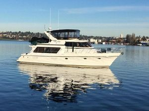 Used Symbol 50 Symbol Pilothouse Motor Yacht For Sale