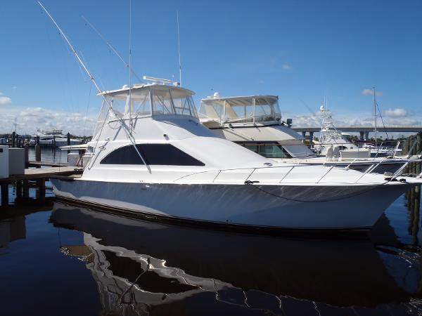 Used Ocean Sport Super Sport Convertible Sports Fishing Boat For Sale