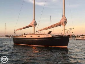 Used Tillotson & Pearson Freedom 28 Ketch Sailboat For Sale