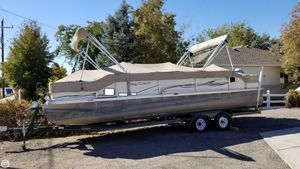 Used Playcraft Sport 2400 Pontoon Boat For Sale