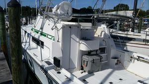 Used Albin 32 Command Bridge32 Command Bridge Downeast Fishing Boat For Sale