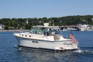 Used Sabreline 36 Express Cruiser Boat For Sale