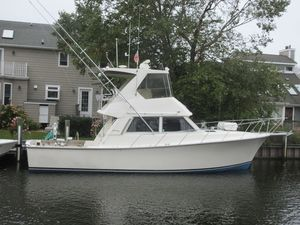 Used Henriques 38 Sportfisherman Sports Fishing Boat For Sale