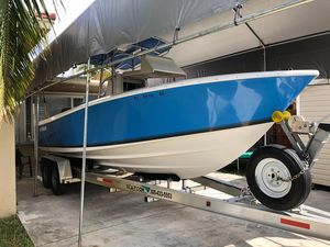Used Contender 23 Tournament23 Tournament Saltwater Fishing Boat For Sale