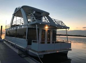 Used Houseboat Floating Condo SeriesFloating Condo Series House Boat For Sale
