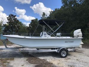 New Outcast 19V BAYSKIFF19V BAYSKIFF Center Console Fishing Boat For Sale