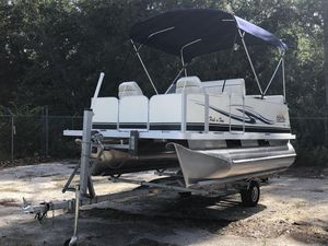 New Fiesta 14' SUNFISHER14' SUNFISHER Pontoon Boat For Sale