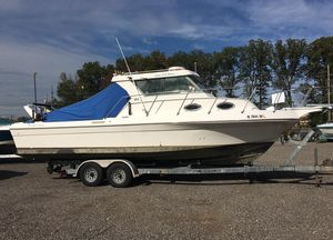 Used Sportcraft 272 Express Cruiser Boat For Sale
