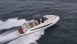 New Astondoa 377 Coupe Center Console Fishing Boat For Sale