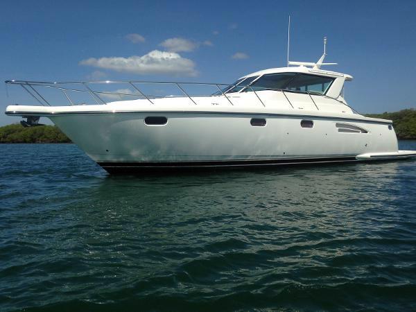 Used Tiara 4700 Sovran Motor Yacht For Sale
