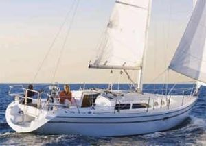 Used Catalina 34 MKII Sloop Sailboat For Sale